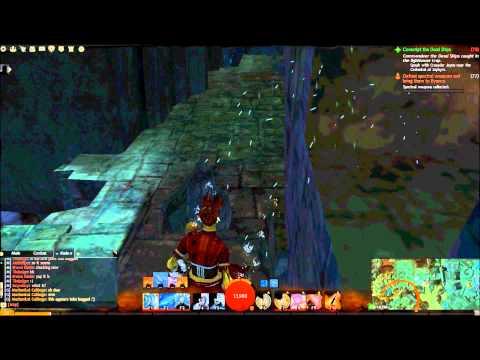 Guild Wars 2: Malchor's Leap (Vista Point - Wren Waypoint)