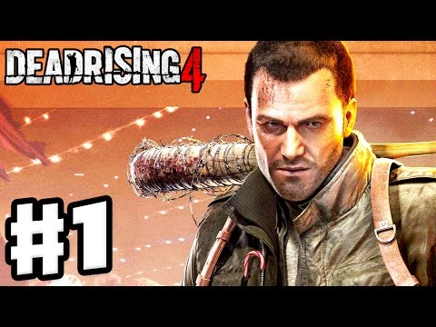 Dead Rising 4 - Gameplay Walkthrough Part 1 - Frank West, Case 0, and Case 1! (Xbox One, Ep 1)