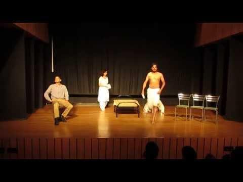 Moliere's Le Malade Imaginaire - Hindi Adaptation - Theatre Act - Short Clip