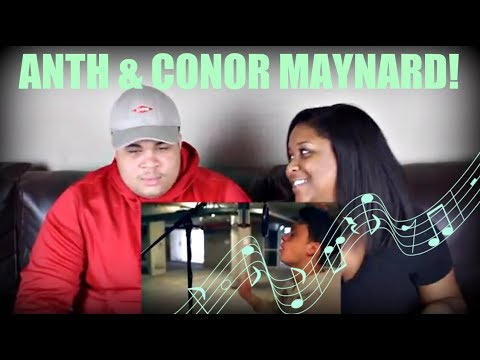 Anth Ft Conor Maynard Nicki Minaj, Drake, Lil Wayne  No Frauds Reaction!