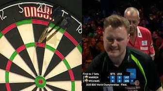 Wayne Warren vs Jim Williams|2020 BDO World Professional Darts Championships|Final|MdartsTv