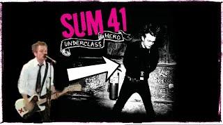 Sum 41 - Underclass Hero (FULL Live Album Session, 2007)