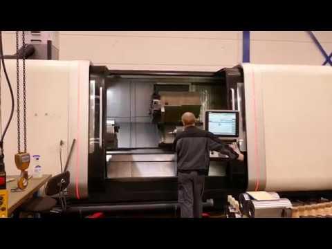 3663 = 1 - 2 DMG CTX 2000 GAMMA X/Z/C MACH4METAL CNC lathe live tooling