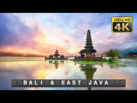 DIY Destinations (4K) - Bali & East Java Budget Travel Show