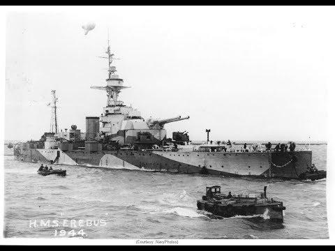HMS Erebus - Guide 066