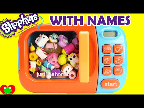 101+ Shopkins In Microwave With Names