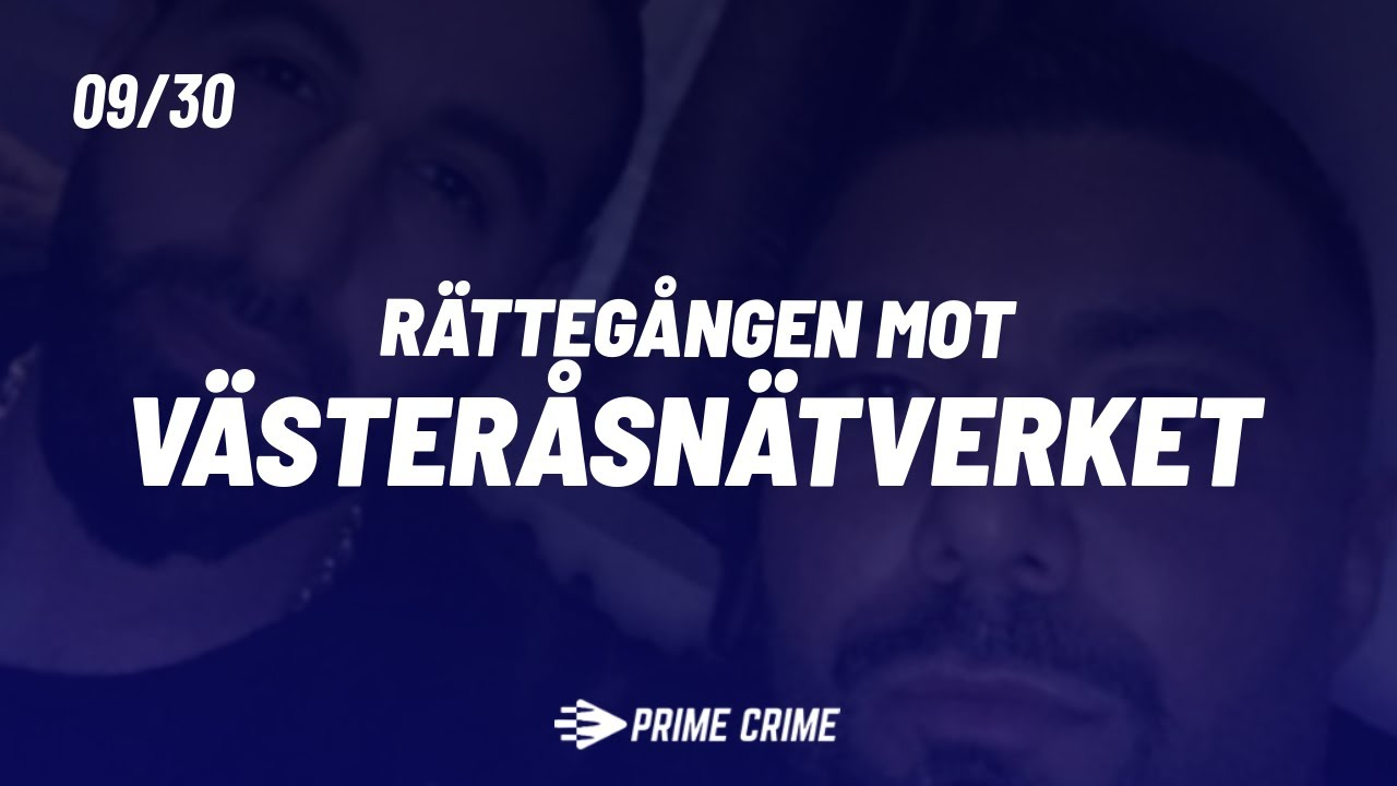 Download Rättegången mot Västeråsnätverket - Namo Talani, Tilltalad, Inspelning 2