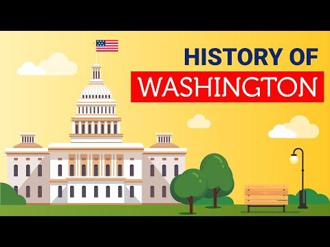 Washington, D.C. History In 5 Minutes - Animated