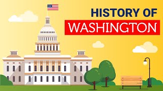 Washington, D.C. History in 5 Minutes - Animated