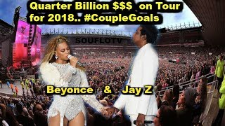 Beyonce and JAY Z Secure that bag #RealPowerCouple