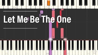 Baixar Let Me Be The One - Jimmy Bondoc | Piano Tutorial (Arranged By Heide Abot)