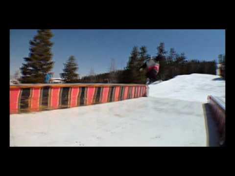 1dc163590bae Stevie Bell s part in   I ride Park City   - YouTube