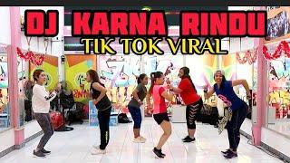 DJ AKU RINDU PADAMU BY EVIE TAMALA REMIX/TIK TOK VIRAL CHOREO BY SURYA KIRAN