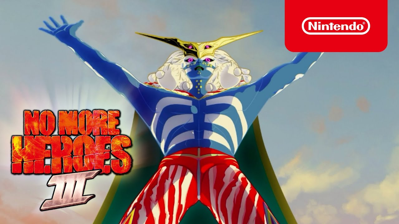No More Heroes 3 – Alien-Superhelden? 🛸 (Nintendo Switch)