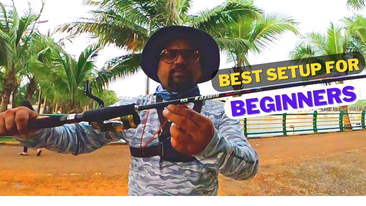 Best Light Rod & Reel Setup | TiCA KAZUMI and ET 3500