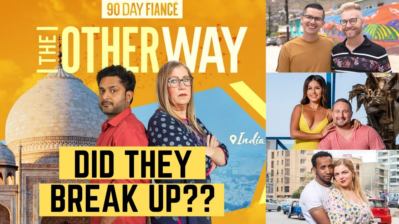 Is 90 Day Fiancè: The Other Way Couple Still Together? Did Ariela & Biniyam or Jenny & Sumit Marry?