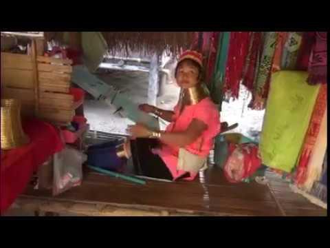 Long Neck women in Thailand
