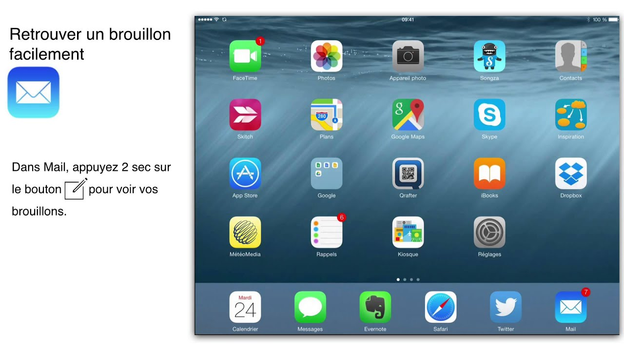 15 trucs pour plus d'efficacité avec le iPad