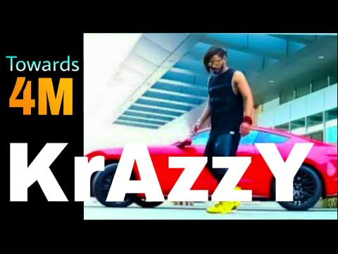 KrAzzY- Ye Hudgi || Kannada Song | Uk Slang