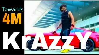 KrAzzY Ye Hudgi || Kannada Song | Uk Slang