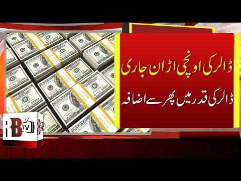 US Dollar Rate Hits High Today, Pakistani Rupee Falls Again, Dollar Rate Today, USD & PKR, USD & PKR