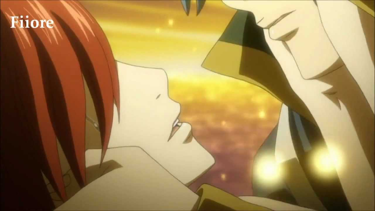 Erza & Jellal/Gerard KISS SCENE [Fairy Tail] - YouTube