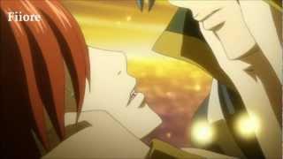 ♥ Erza & Jellal/Gerard ► KISS SCENE ◄ [Fairy Tail]