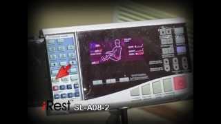 видео: Инструкция на массажное кресло iRest SL-A08-6L (видеоинструкция SL-A08-6L)