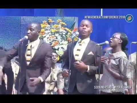 REV MADAWO - AFM RUFARO GENERAL CONFERENCE 2018