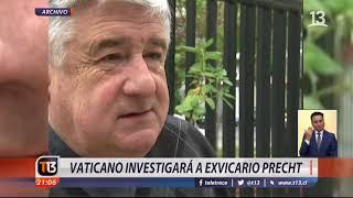Vaticano investigará a ex vicario Precht