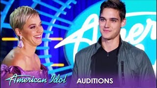 Nick Merico: Katy Perry Finds a New CRUSH On American Idol! [The Trevor Holmes Of Season 2]
