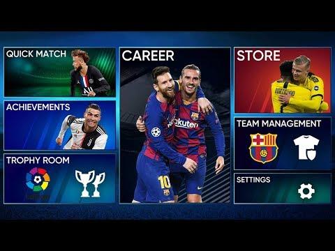 Game Sepakbola Android Ada Shopee Liga 1 & Liga Eropa Musim 2020 ( Offline )