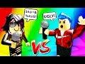 I DESTROY Him in a RAP BATTLE Then THIS Happens...   Roblox Rap Battles #7
