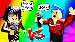 I DESTROY Him in a RAP BATTLE Then THIS Happens... | Roblox Rap Battles #7