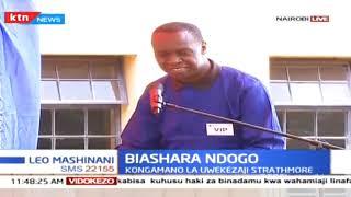 Biashara Ndogo: Kongamano la uwekezaji Strathmore
