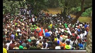 Africarts...Osun Osogbo Festival 2013 (Part B)