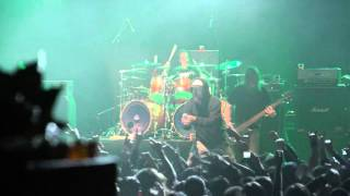 At The Gates - Slaughter of the soul (Teatro Caupolican - Chile 2012) HD 1080p