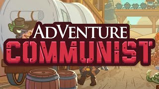 """Music from the """"Comrade Cowboys"""" event in Adventure Communist I own nothing from this video. All content in this video belongs to the company Hyper Hippo ..."""