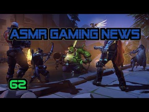 ASMR Gaming News (62) Overwatch Halloween, Gran Turismo, Battlefront 2, Mario Odyssey + More!