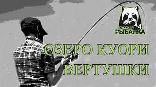 Русская рыбалка 4 озеро Куори Вертушки Турнир