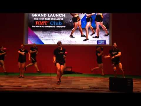 RMT Performance by Celebrity Fitness Celeb X-Team