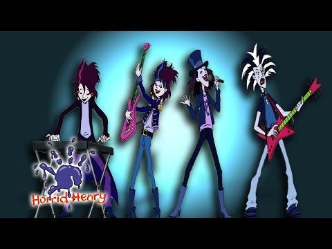 Horrid Henry Music: Rockstar!!
