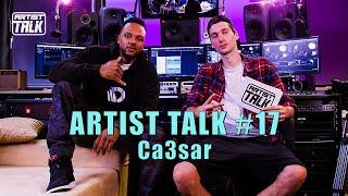 Artist Talk #17 Ca3sar über Frankfurter Rap Szene, seinen Weg