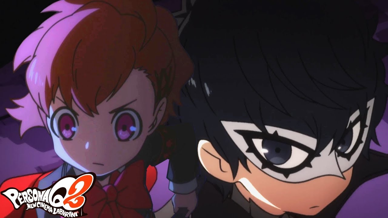 persona q2 the most ambitious crossover event youtube