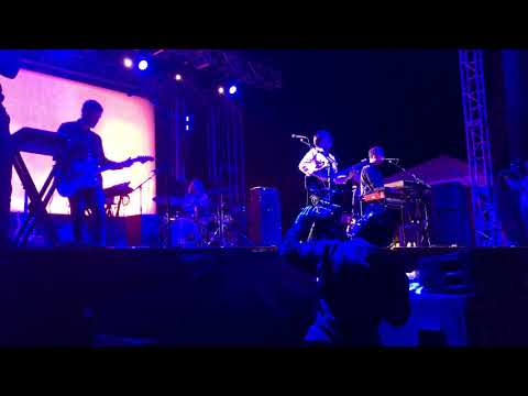 Local Natives - When Am I Gonna Lose You (new song) live - first time playing live