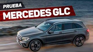 Prueba Mercedes GLC 2019, primeras impresiones de este forzudo sibarita