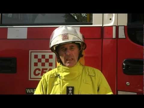 Chief Officer thanks CFA volunteers
