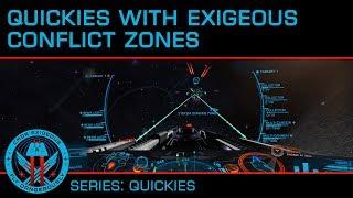 Quickies: Conflict Zones