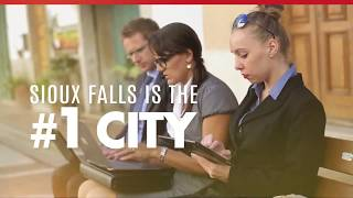 Video ad for Sioux Falls Development Foundation