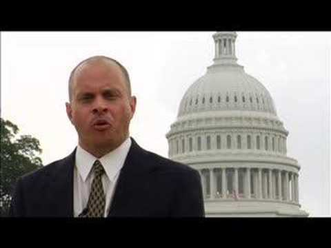 United States Congress Dedicates Capitol Building To Jesus